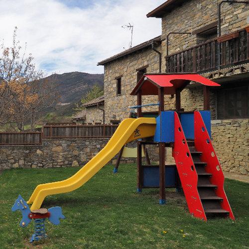ordesa con niños casa rural